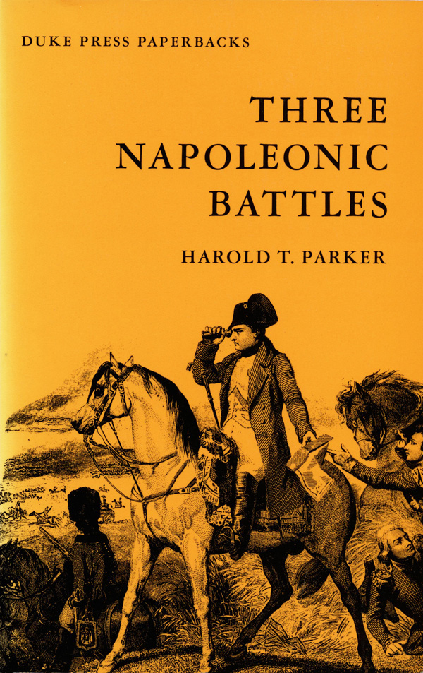 Three Napoleonic Battles
