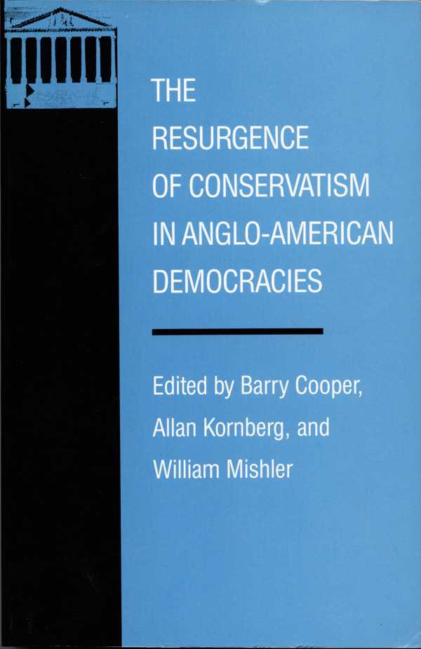 The Resurgence of Conservatism in Anglo-American Democracies