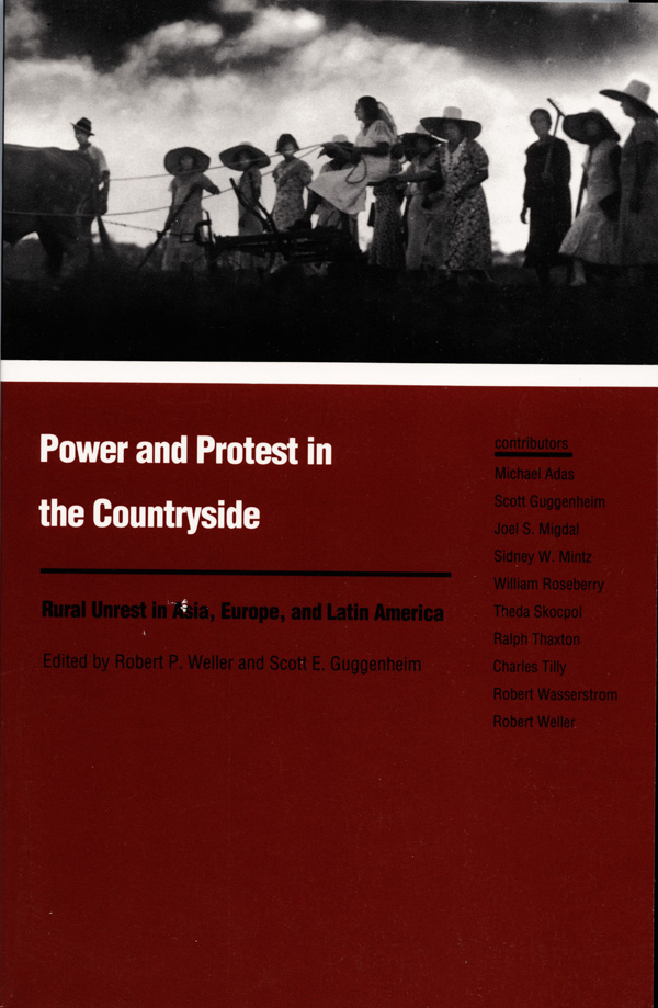 Power and Protest in the Countryside