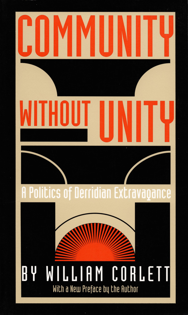 Community Without Unity