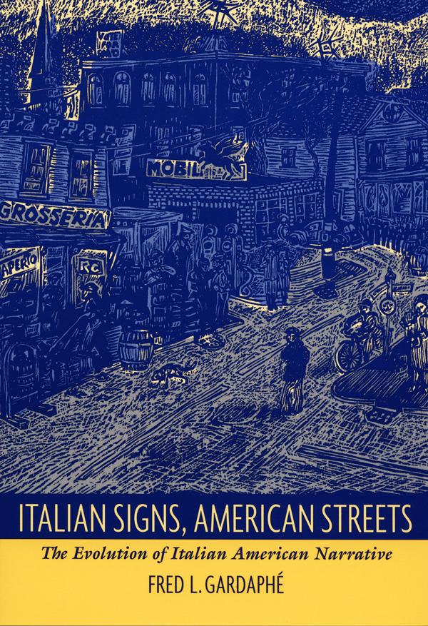 Italian Signs, American Streets