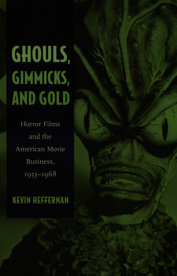 Ghouls, Gimmicks, and Gold