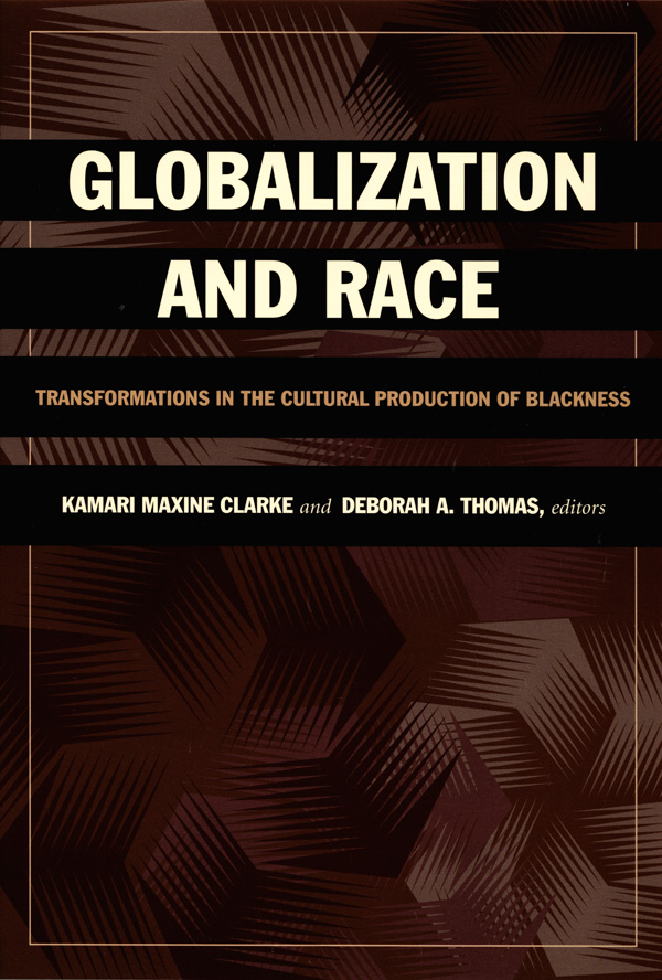 Globalization and Race