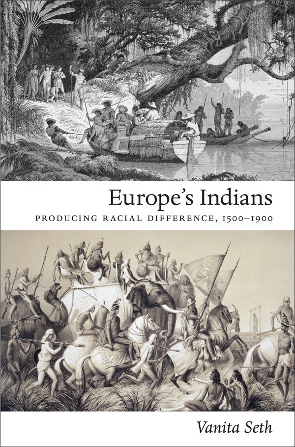 Europe′s Indians