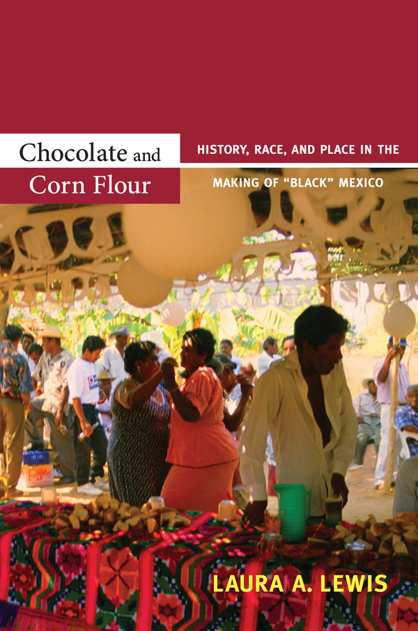 Chocolate and Corn Flour
