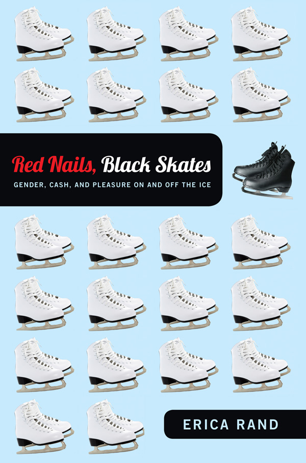 Red Nails, Black Skates