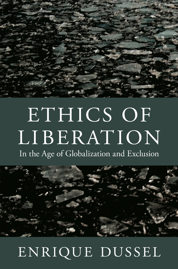Ethics of Liberation