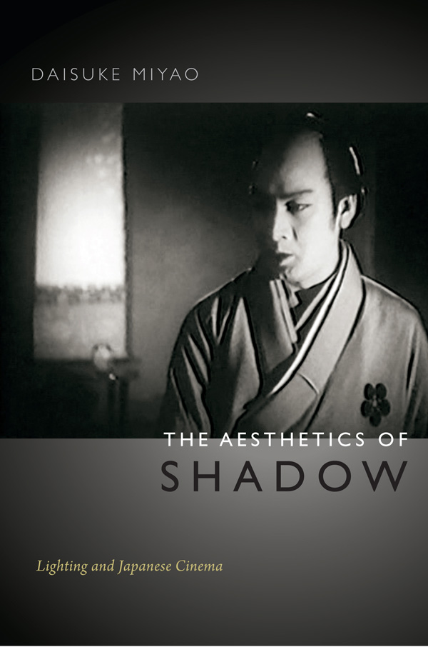 The Aesthetics of Shadow