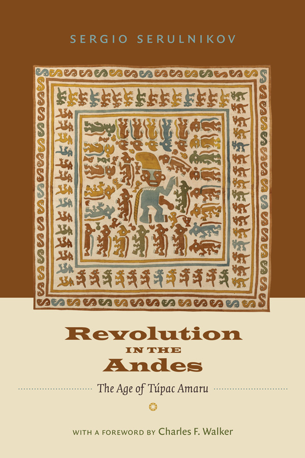 Revolution in the Andes