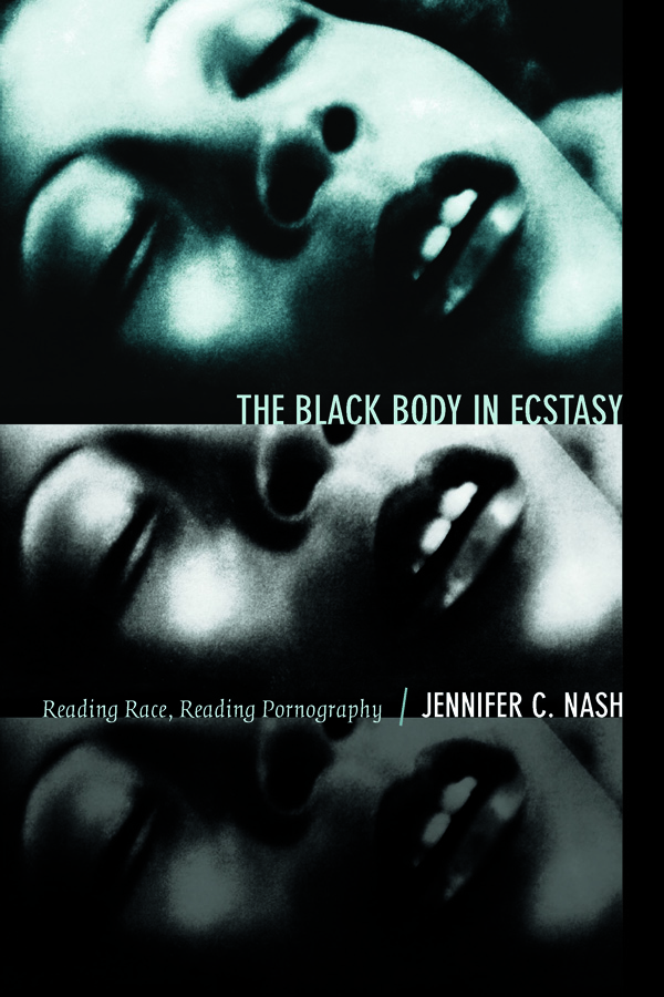 The Black Body in Ecstasy