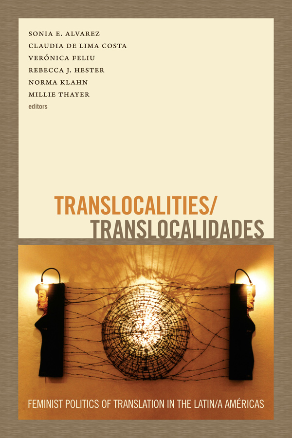 Translocalities⁄Translocalidades