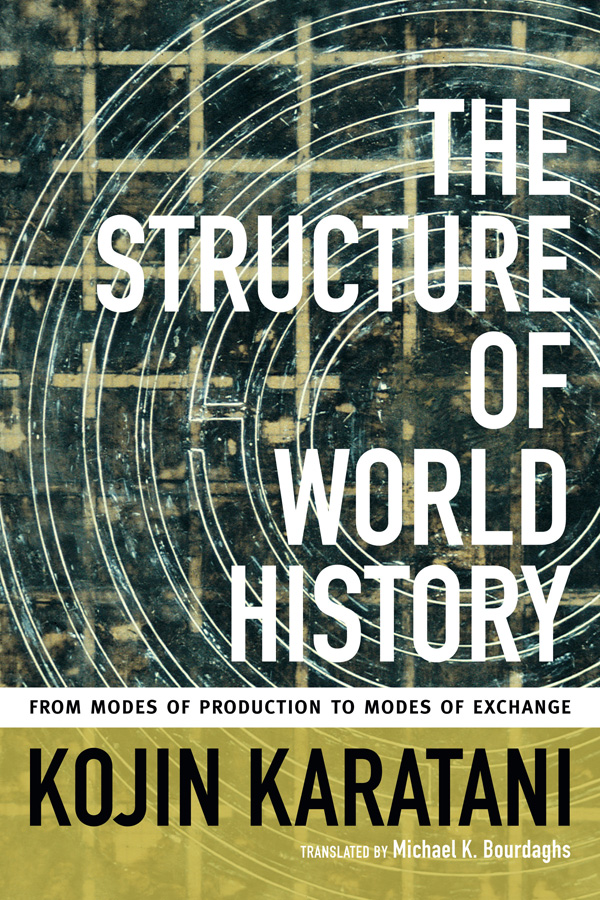 The Structure of World History