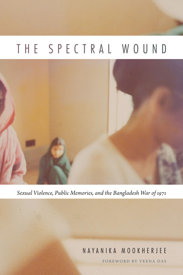 The Spectral Wound
