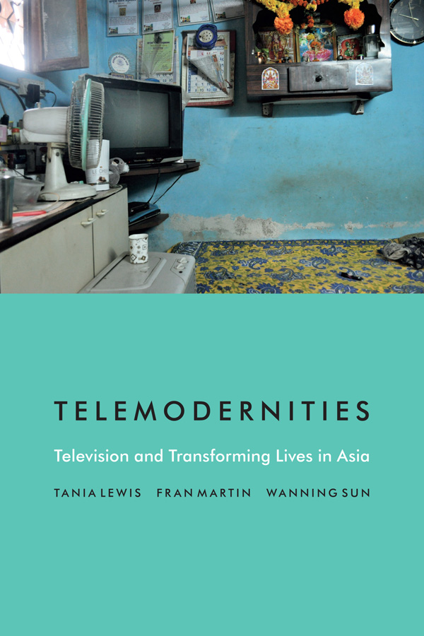 Telemodernities