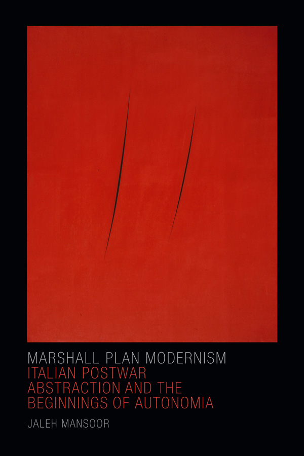 Marshall Plan Modernism
