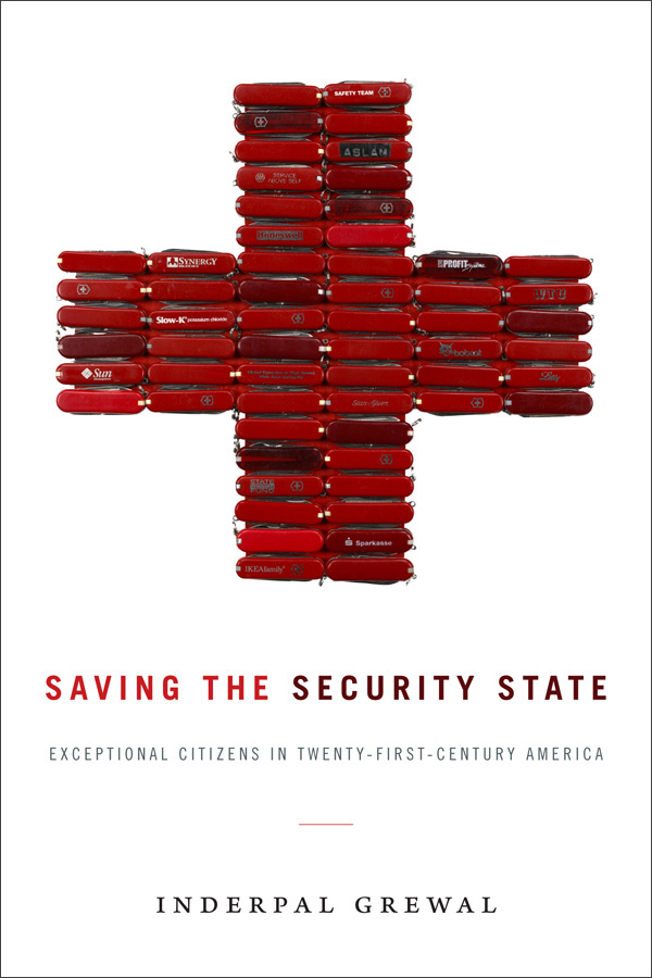 Saving the Security State