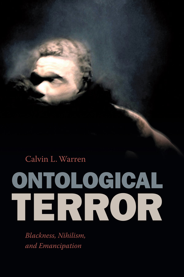 Ontological Terror