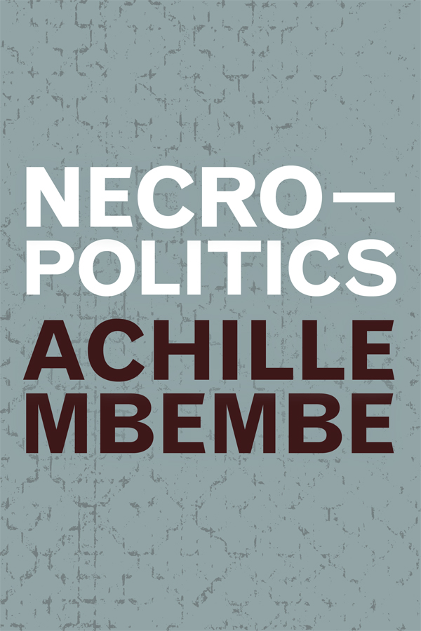 Necropolitics - Best Sellers