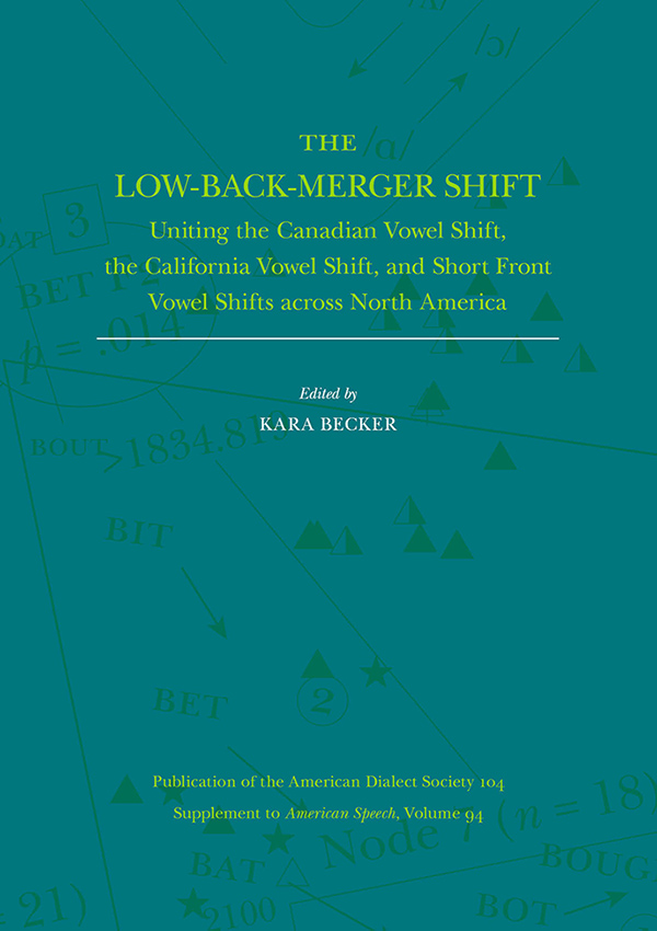 The Low-Back-Merger Shift