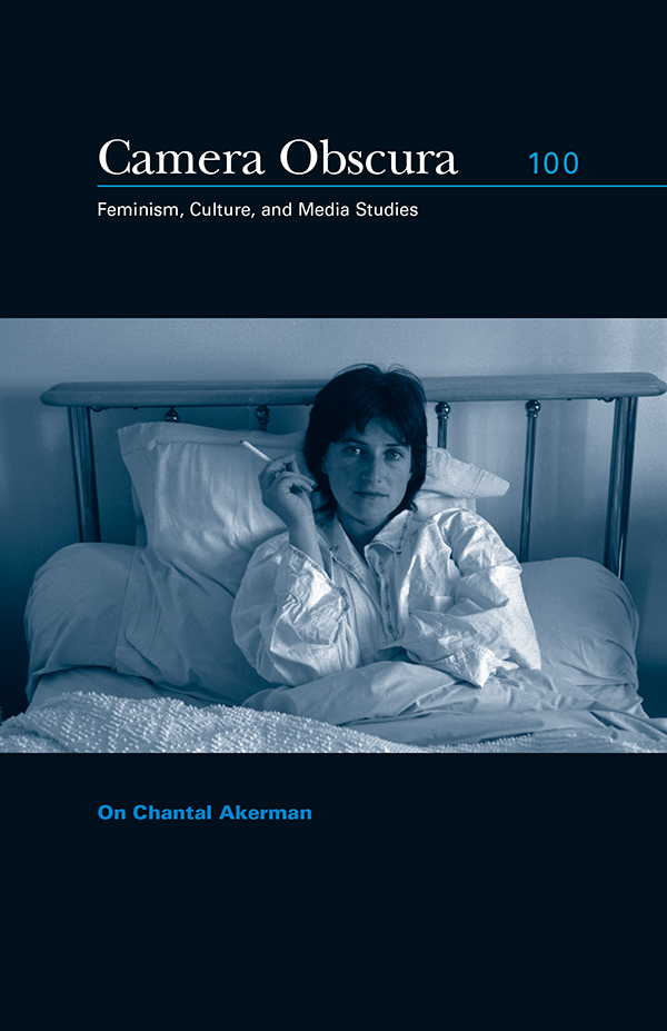 On Chantal Akerman341
