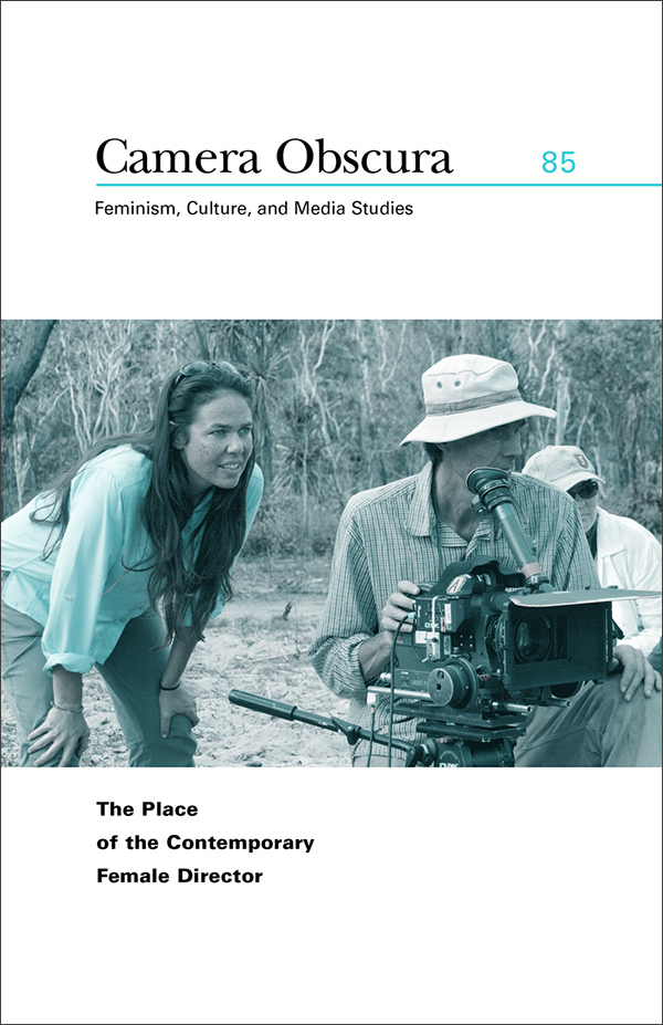 The Place of the Contemporary Female Director291