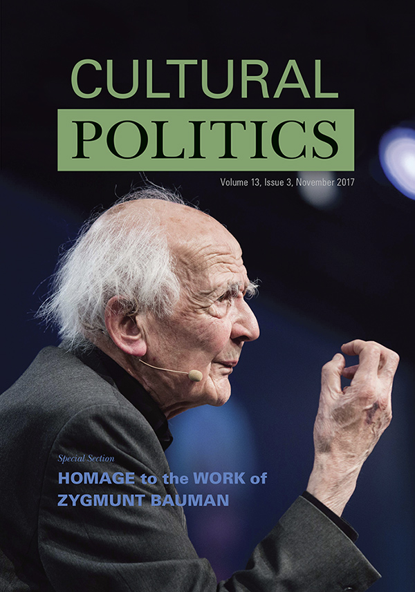 Homage to the Work of Zygmunt Bauman