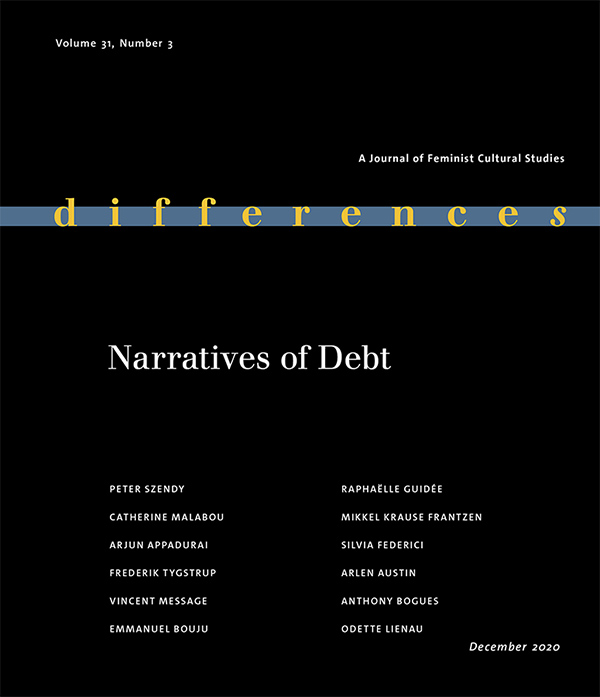 Narratives of Debt