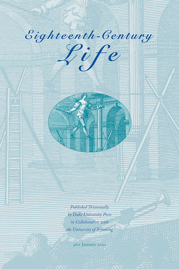 Eighteenth-Century Life