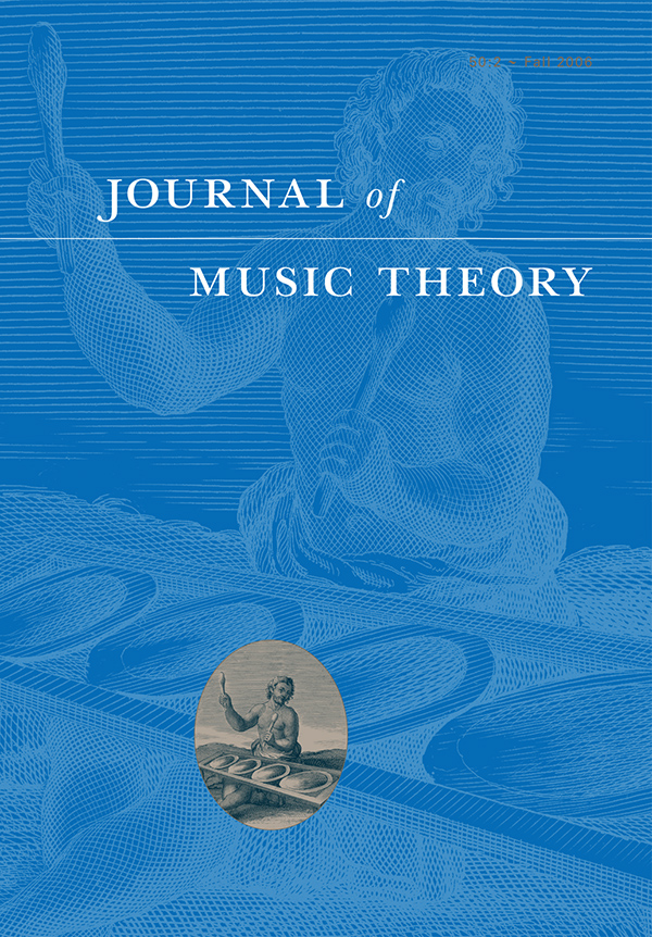 Journal of Music Theory 50:2