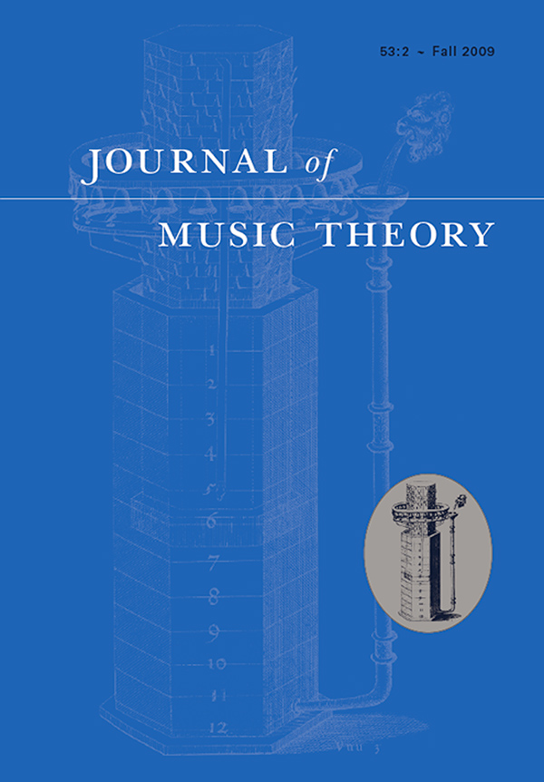 Journal of Music Theory 53:2532