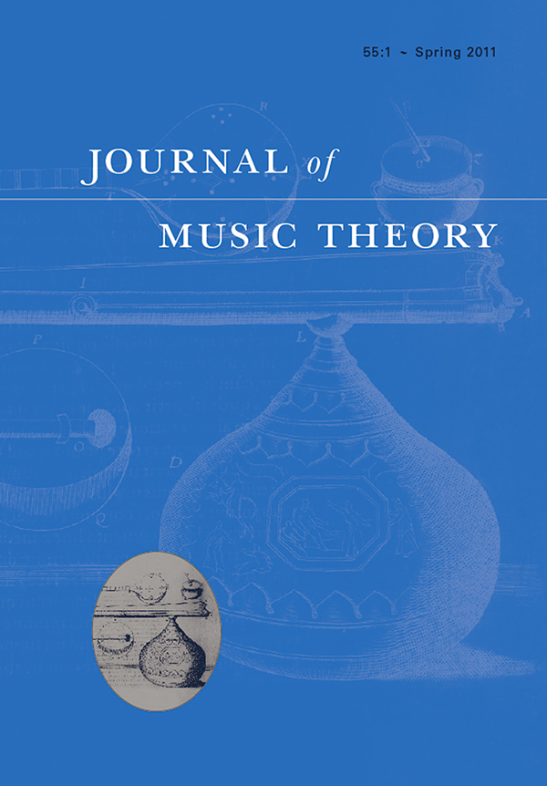 Journal of Music Theory 55:1