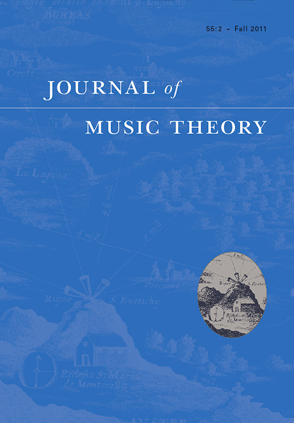 Journal of Music Theory 55:2