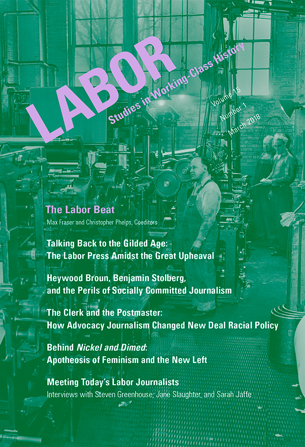 The Labor Beat151