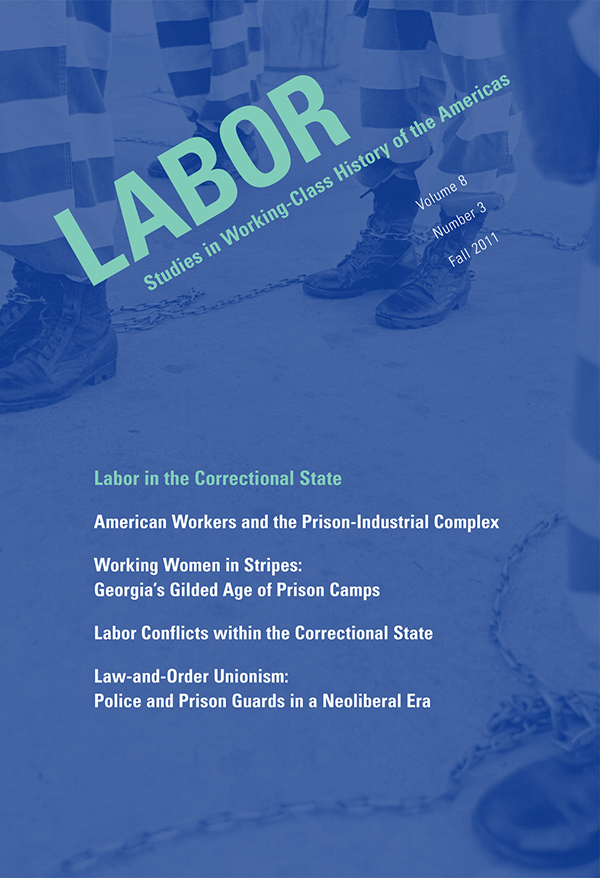 Labor in the Correctional State83
