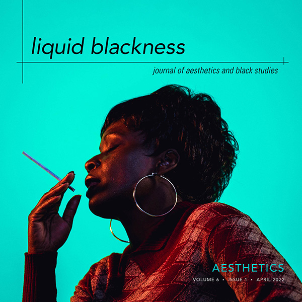 Cover of liquid blackness