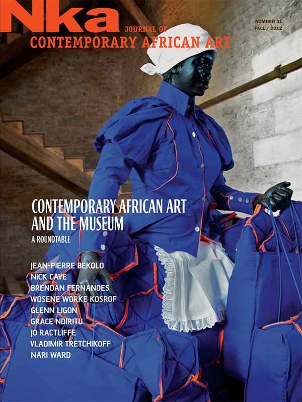 Contemporary African Art and the Museum20122