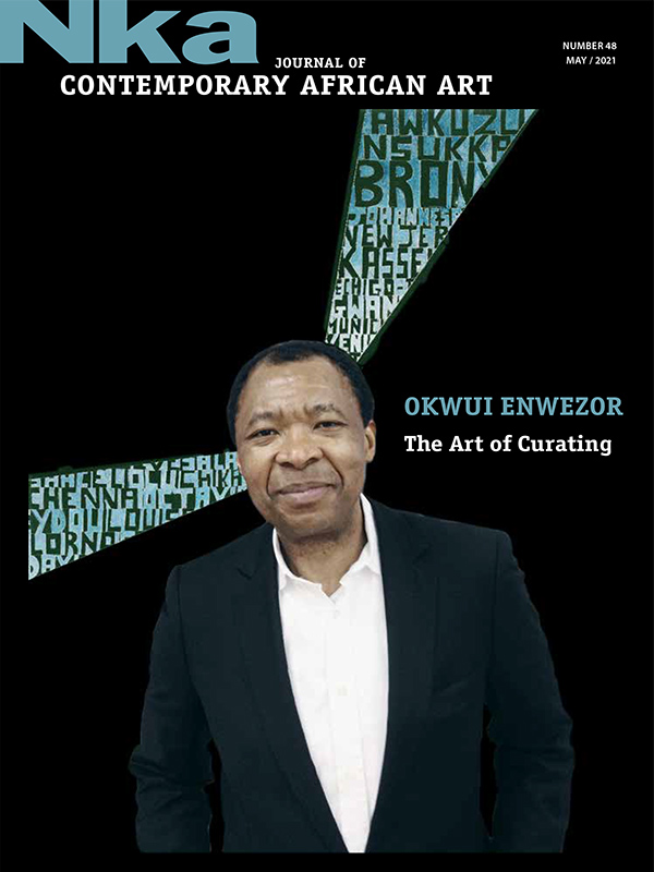 Okwui Enwezor and the Art of Curating20211