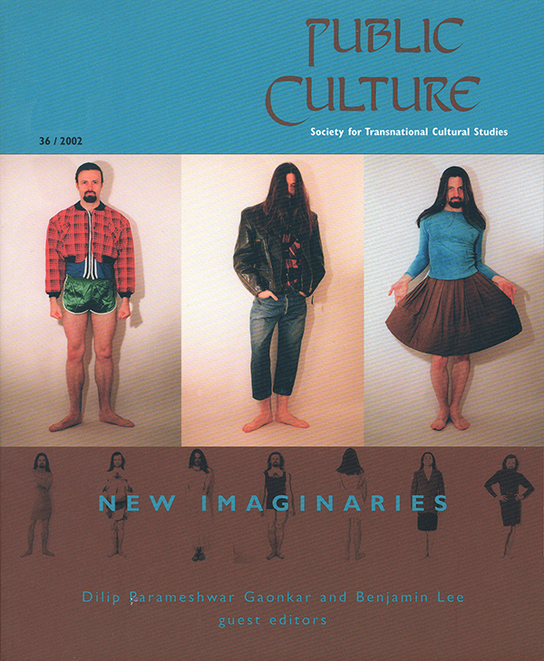 New Imaginaries