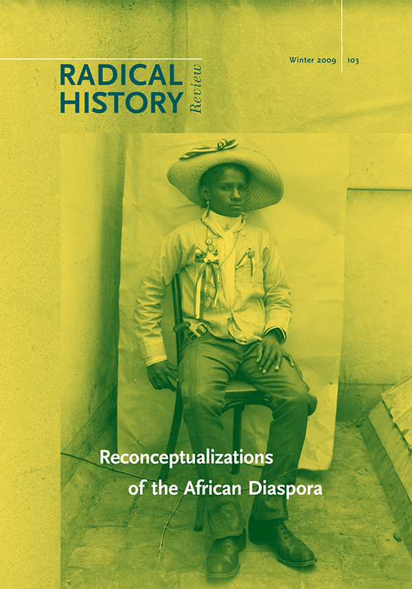 Reconceptualizations of the African Diaspora9103