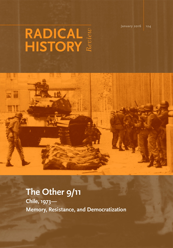 The Other 9⁄11: Chile, 1973—Memory, Resistance, and Democratization161