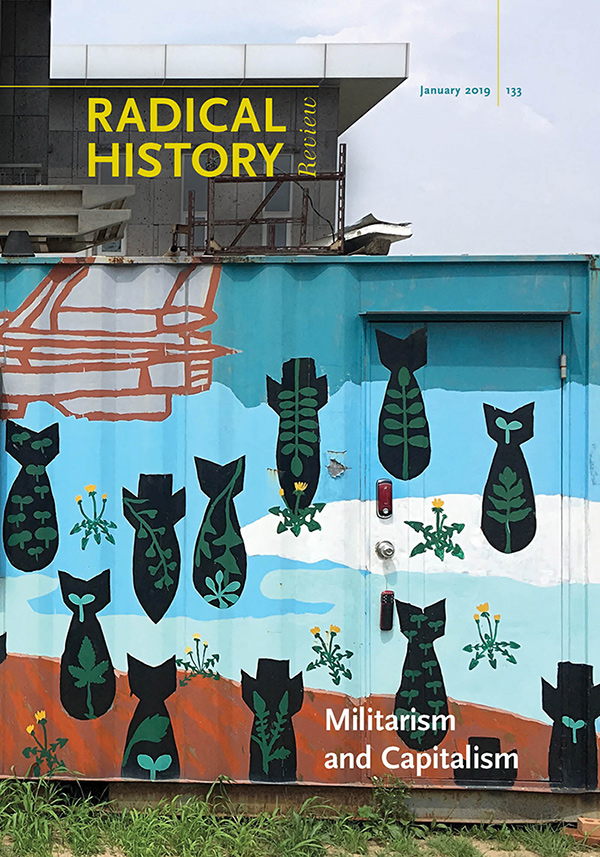 Militarism and Capitalism: The Work and Wages of Violence191
