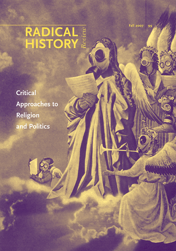 Critical Approaches to Religion and Politics799