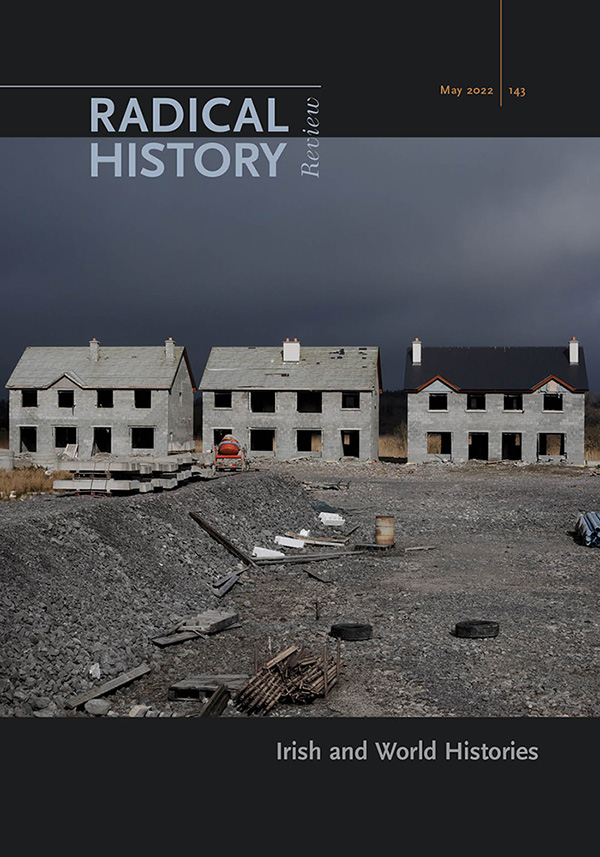 Radical History Review - Featured Journals