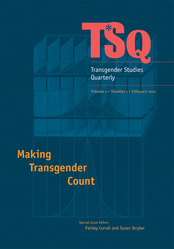 Making Transgender Count21